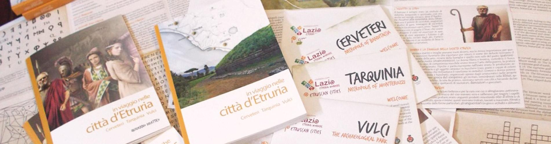 Tarquinia – Presentazione città d'Etruria
