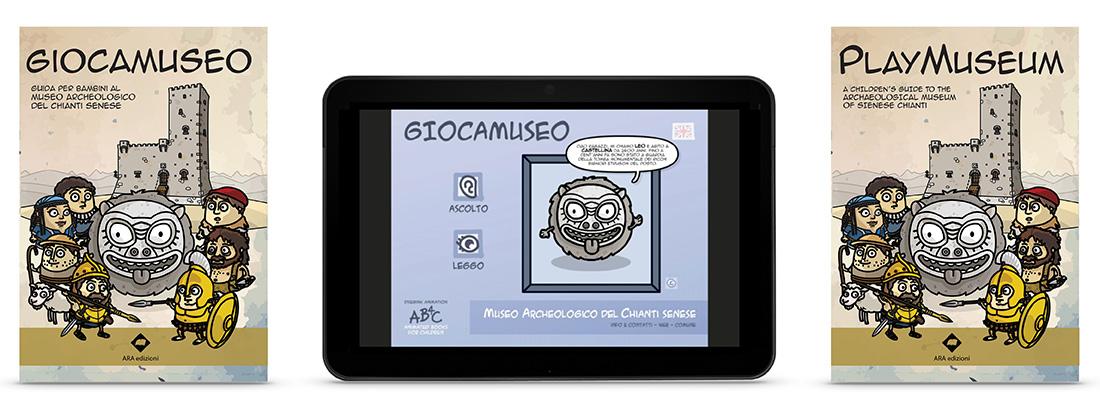 Presentazione GiocaMuseo – Guida per bambini e ragazzi al Museo Archeologico del Chianti senese